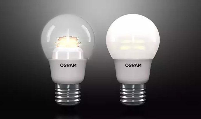 Лучшие светодиодные лампы Osram