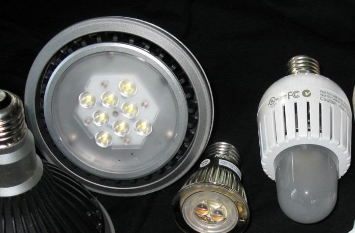Лучшие светодиодные лампы