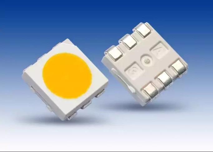 Характеристики SMD 5050 RGB