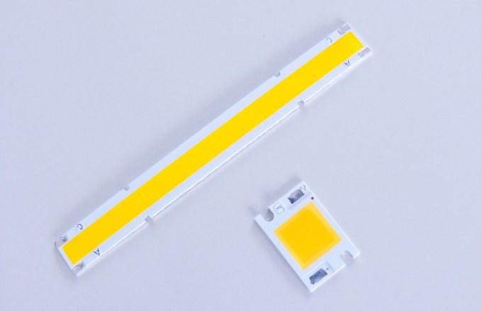 COB светодиоды при устройстве прожекторов