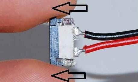 Коннектор для быстрого монтажа светодиодной ленты