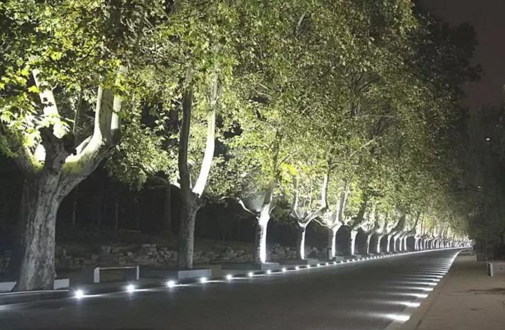 Уличные светодиодные прожекторы