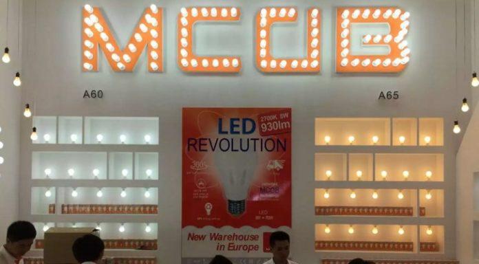 Новая технология получения светодиодов MCOB