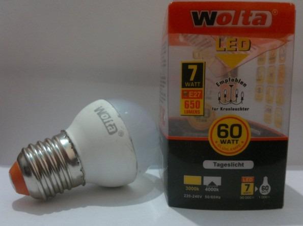 Миниатюра LED Wolta 7 Вт