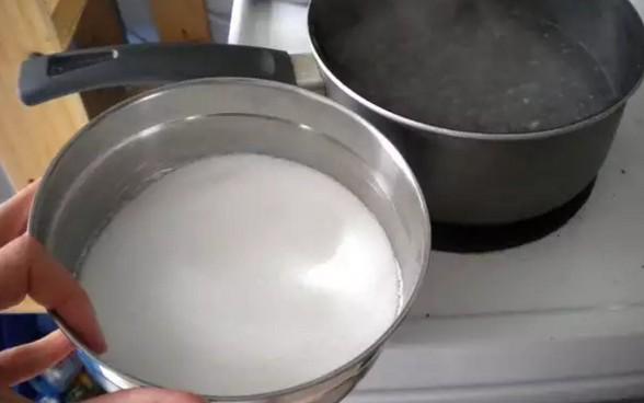 Светодиодный сироп из сахара