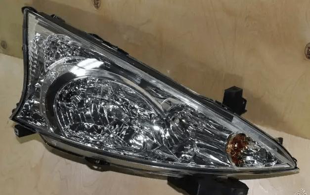 Обычная фара под led лампы CL6 H7