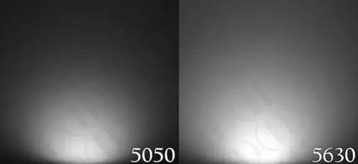 Сравнение SMD 5730 и SMD 5630 и SMD 5050