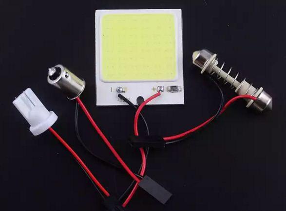 Матрица LED с резистором