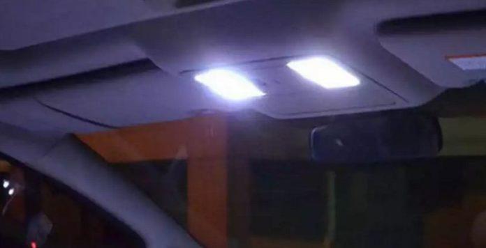 Светодиодные матрицы COB в Лада Гранта