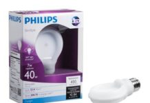 Philips SlimStyle А19 10W Е26