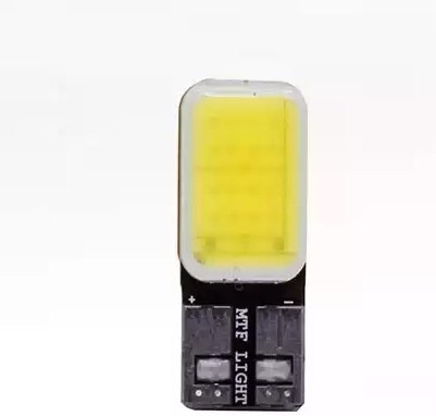 Общий вид лампочки MTF COB w5w t10