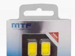 COB MTF Light w5w