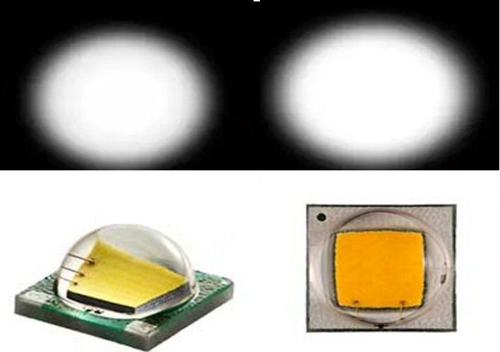 Xlamp XM-L и XM-L2 Cree
