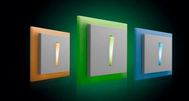 как отключить подсветку на выключателе