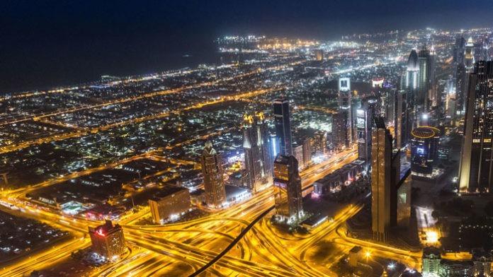 Новости. Дубай. Светодиодные светильники