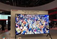 【CES 2020】 Дисплей Trend – TV Brands запускает продукт высокого разрешения и крупногабаритный продукт для высококлассного рынка