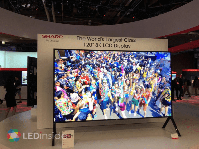 <pre>【CES 2020】 Дисплей Trend – TV Brands запускает продукт высокого разрешения и крупногабаритный продукт для высококлассного рынка
