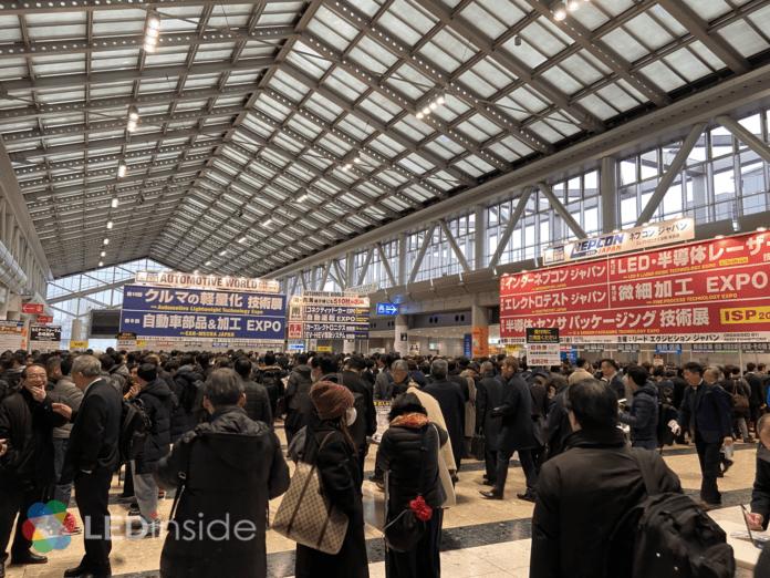 <pre>【NEPCON JAPAN】 Приложения AI и 5G, нацеленные глобальными технологическими экспертами