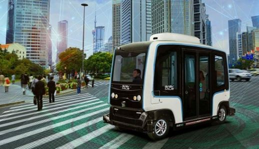 <pre>TrendForce LiDAR открывает невероятную эру для автономного автомобиля и умного города