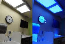 LRC Research сосредоточилась на дезинфекционной функции гибридной системы ультрафиолетового освещения для очистки больницы