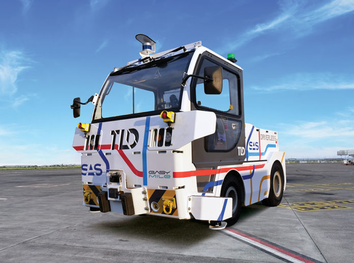 <pre>Датчики Velodyne LiDAR для эффективной автономной перевозки багажа
