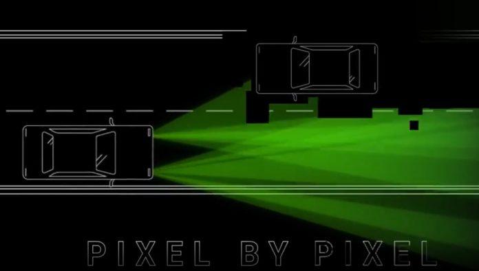 <pre>Микро светодиодная фара, разработанная Valeo и Cree в тест-драйве