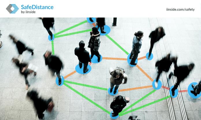 <pre>Технология LiDAR контролирует плотность толпы и поддерживает безопасное расстояние в общественных местах во время кризиса COVID-19