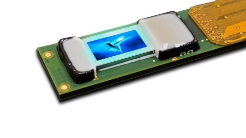 <pre>Compound Photonics запускает технологическую платформу Micro LED AR и системную платформу для драйверов