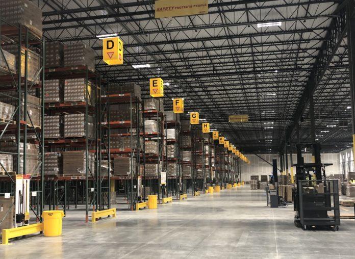 <pre>GE Current создает новый распределительный центр в Атланте, США