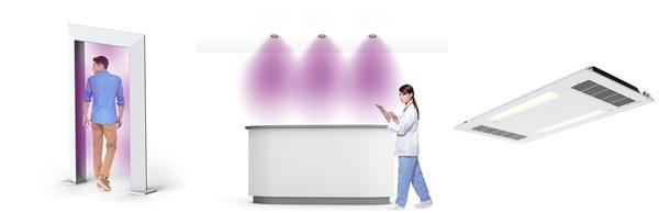 <pre>Healthe выпускает безопасные для человека УФ-решения для предотвращения распространения инфекции COVID-19