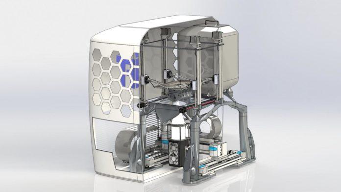 <pre>Исследователи используют светодиод для оптимизации технологии 3D металлической печати