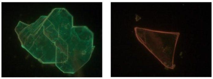 <pre>Исследователи исследуют перовскиты и почему они излучают широкий спектр цветов