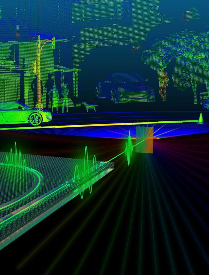 <pre>Новое исследование использует FMCW LiDAR для дистанционного зондирования 3D
