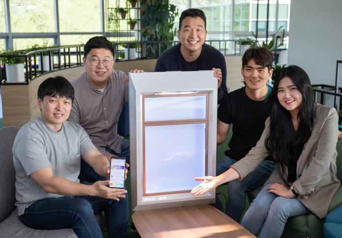<pre>Samsung Spinoff создает искусственный солнечный свет с оконным световым устройством