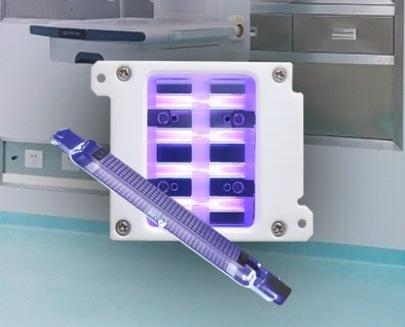 Acuity Brands использует дальний УФ-свет Ushio для безопасного дезинфекционного освещения внутри помещений
