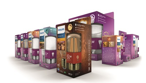 Signify ставит еще одну устойчивую цель сократить к 2021 году пластиковую упаковку для потребительских товаров