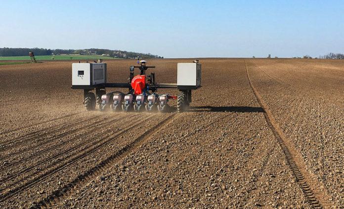 Velodyne Partners AGROINTELLI поставляет датчики LiDAR для автономных сельскохозяйственных машин