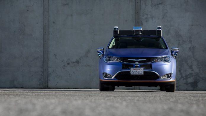 Автономная автомобильная компания Аврора выпускает датчик LiDAR для своих автомобилей