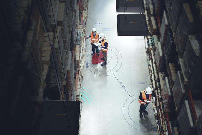 GE Current и Pointr Partner открывают здания с помощью IoT Smart Lighting
