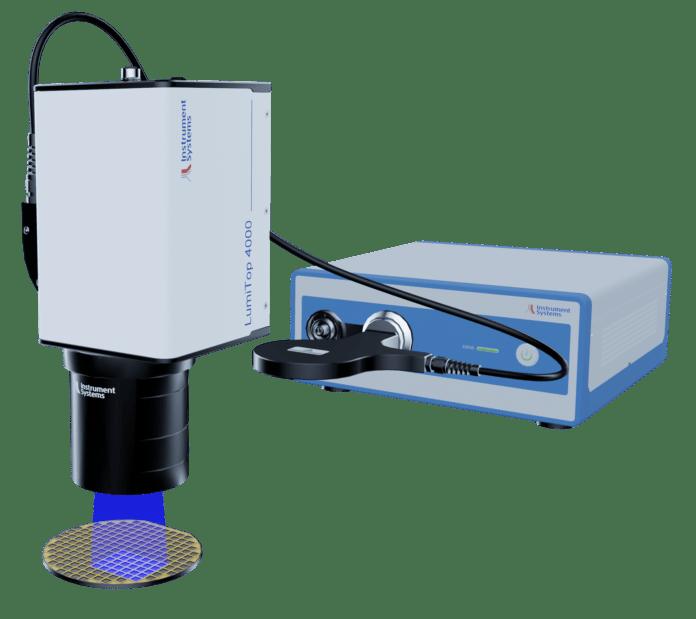 Instrument Systems представляет тестирование оптических пластин для микро-светодиодов