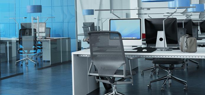 Интеллектуальное освещение с датчиками для обеспечения безопасности при возвращении в офис