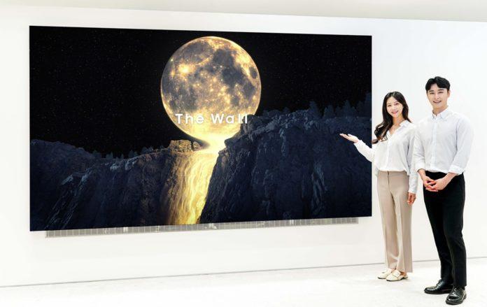 Корейские СМИ сомневаются в планах Samsung по выпуску микро светодиодного телевизора в этом году