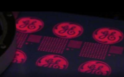 GE представляет красный люминофор для струйной печати, нацеленный на рынки светодиодных дисплеев Micro / Mini