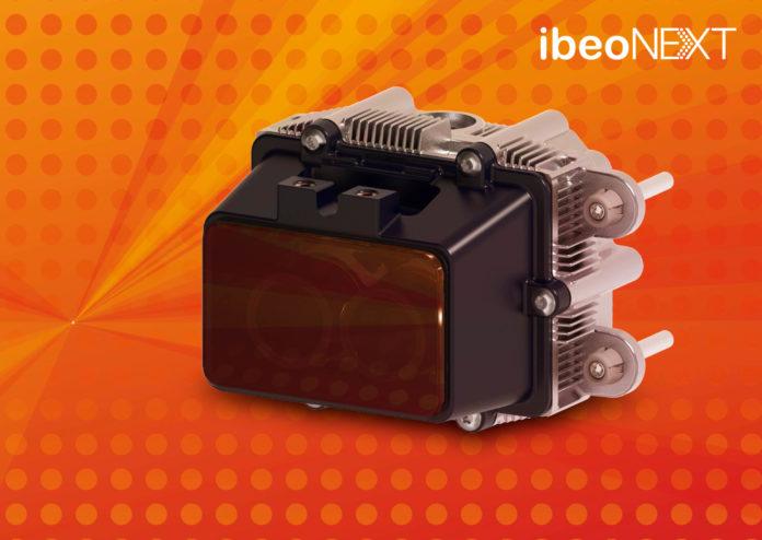Ibeo представит новый датчик LiDAR на основе технологии VCSEL от AMS