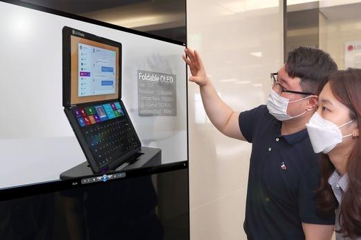 LG Display представляет инновационные OLED-технологии на Display Week