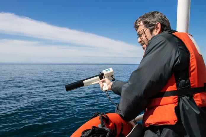 LiDAR поможет ученым заглянуть глубже в океан