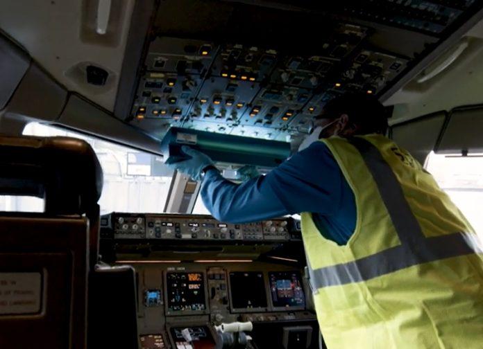 United Airlines и аэропорт Хитроу используют УФ-свет для дезинфекции