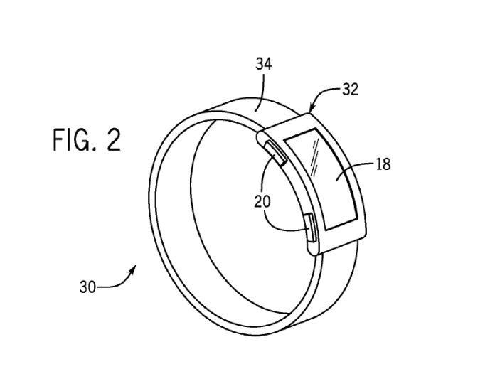 Apple получила патент на новый дисплей на основе Micro LED