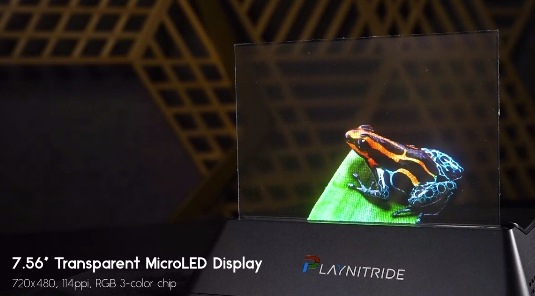 Автомобильные и переносные микро-светодиодные дисплеи на Display Week 2020 демонстрируют прорыв в области массопереноса и склеивания