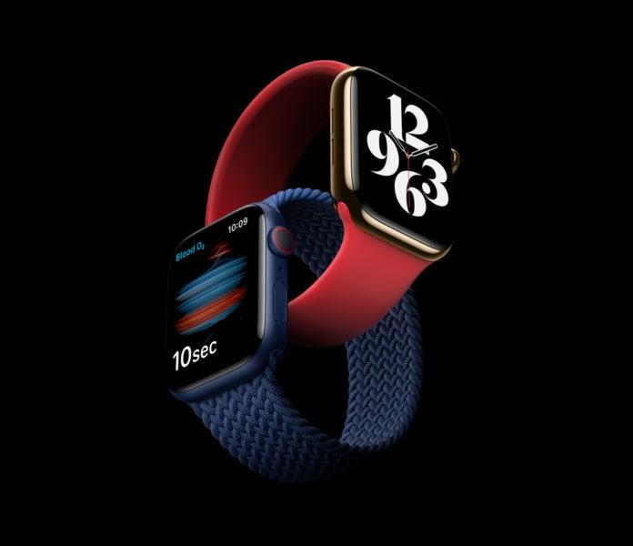 Кислород в крови читает Apple Watch 6, чтобы повысить спрос на датчики для мониторинга здоровья